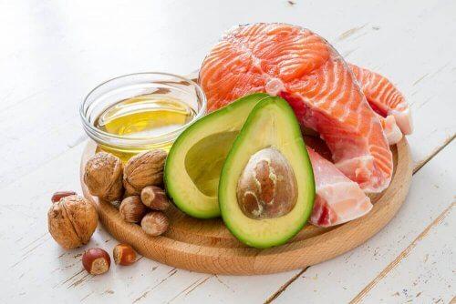 Alimentazione per rafforzare le articolazioni