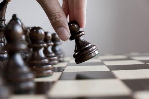 Mossa degli scacchi