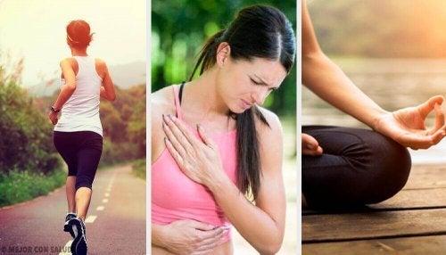 Prevenire un infarto, alcuni consigli