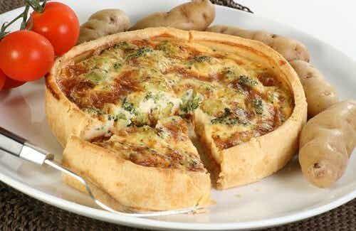 Sformato di verdure e formaggio per grandi e piccini