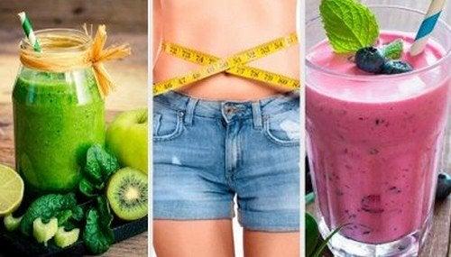 frullati con melone per perdere peso