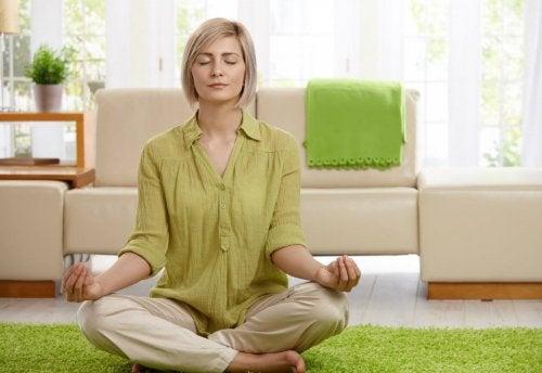 Rinforzare il cervello meditando