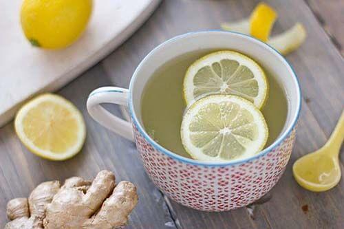 Tisana con vitamina C