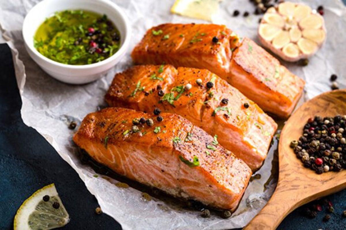 Ricetta Salmone Neonato.3 Ricette Per Preparare Il Salmone Al Forno Vivere Piu Sani