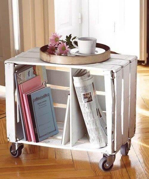 Un'idea per costruire mobili di legno fai-da-te