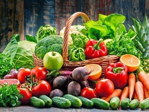 Aumentare la massa muscolare con le verdure