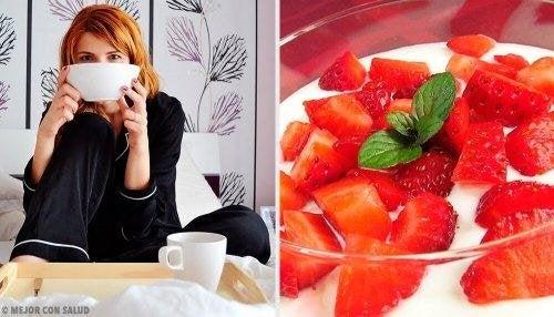 Colazione veloce e salutare grazie a 4 ricette