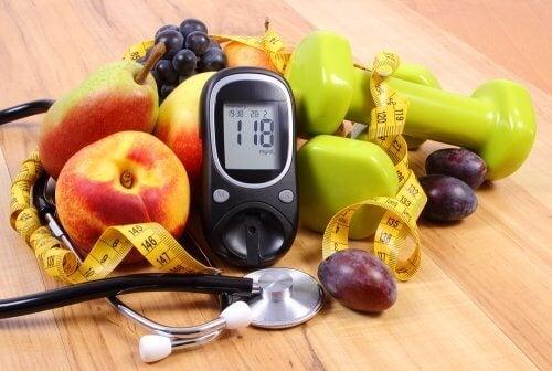 Alimentazione sana senza diabete