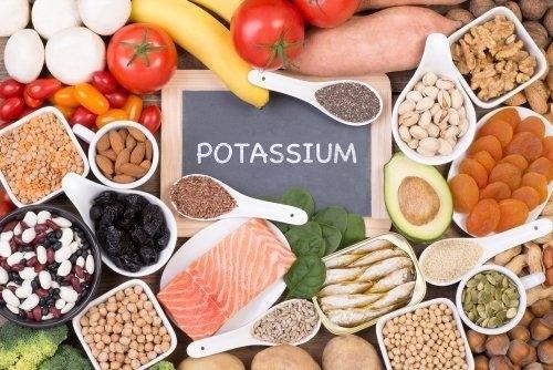 Alimenti che contengono potassio