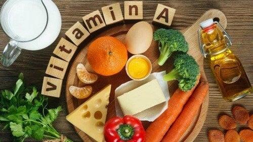 Alimenti ricchi di vitamina A: quali sono?