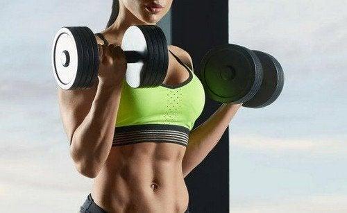 Acido lattico e la sua funzione durante l'allenamento