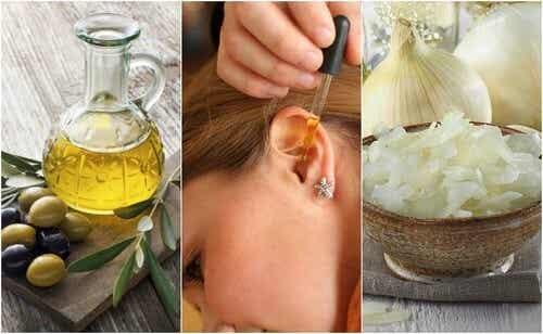 Calmare il mal d'orecchio con rimedi naturali
