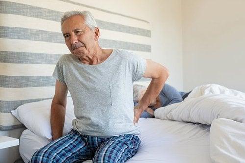 Artrite psoriasica: consigli per dormire meglio