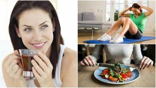 Una vita più sana con 6 semplici consigli
