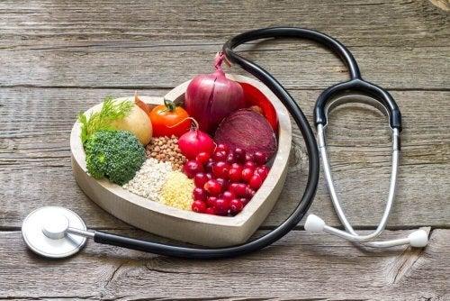 alimentazione salutare per il cuore