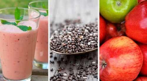 Regolare le funzioni intestinali con un frullato naturale