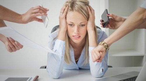 Gestire lo stress sul lavoro