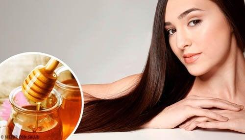 Benefici del miele per i capelli che dovete conoscere