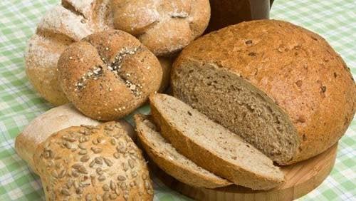 Il pane è uno dei cibi ricchi di carboidrati