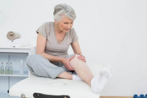 Infiammazione gambe