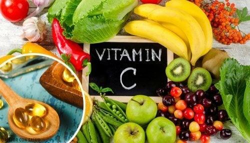 Integrazione con vitamina C