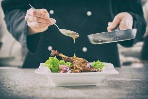 Menù del ricevimento nuziale gourmet