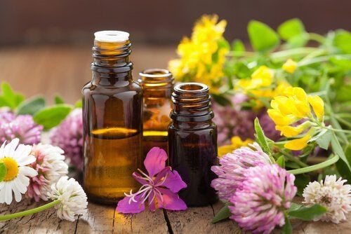Oli essenziali per la cura dell'artrite psoriasica