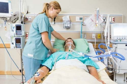 Paziente sottoposto a intubazione a sequenza rapida