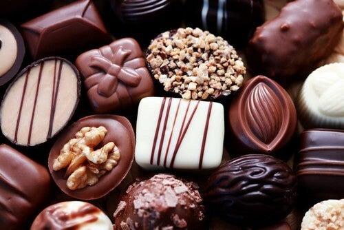 Proprietà antitumorali del cioccolato