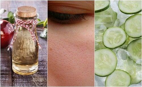 Restringere i pori dilatati grazie a 6 rimedi naturali