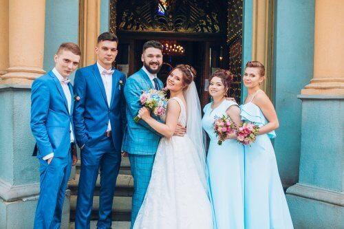 Testimoni di nozze.