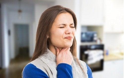 Acalasia sintomi