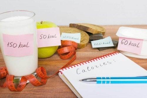 Fabbisogno calorico giornaliero necessario