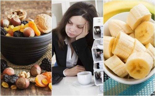 Prevenire la stanchezza mattutina con 7 alimenti