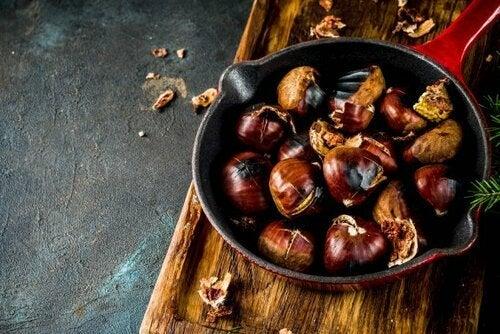 4 deliziose ricette a base di castagne