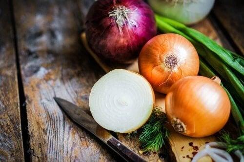 Come estrarre e utilizzare il succo di cipolla