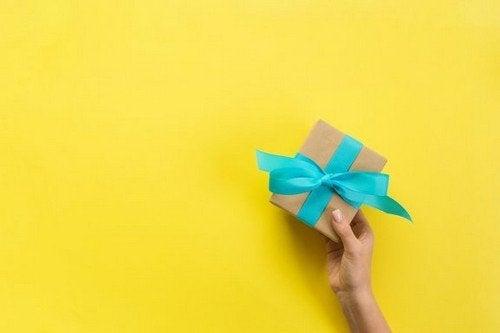 Scatole da regalo da realizzare in casa