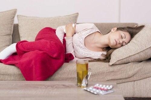 Rimedi naturali per i crampi mestruali