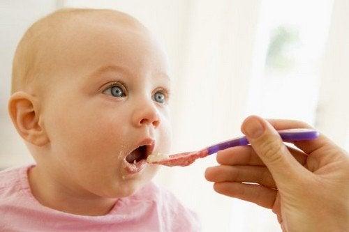 Cucinare in modo sano per il vostro bambino: 10 idee