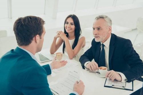 Dibattito a lavoro