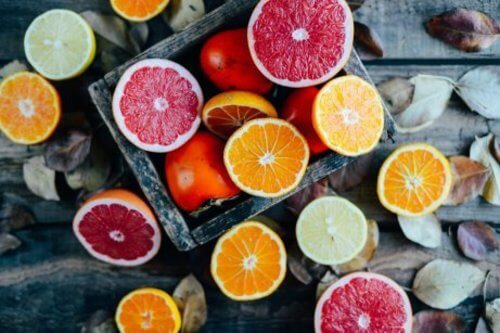 Frutta varia