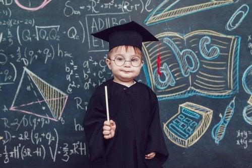 Test WISC per valutare l'intelligenza del bambino