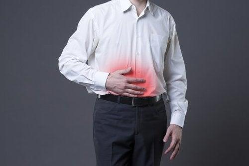 Sindrome dell'intestino irritabile e il ruolo della dieta