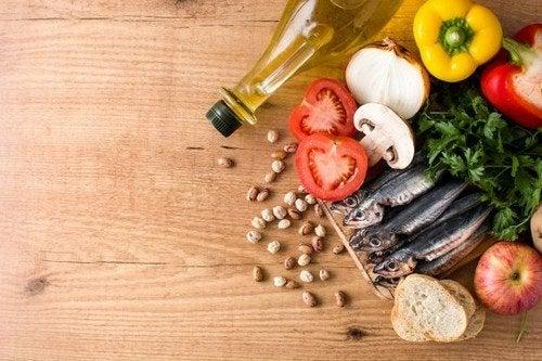 La dieta mediterranea: i 10 alimenti alla base