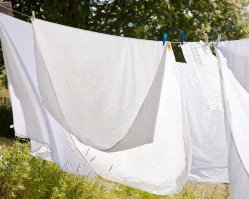 Lavare le lenzuola