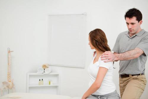 Massaggi alla schiena