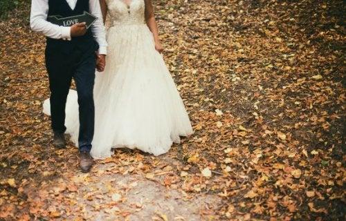 Il look perfetto per un matrimonio in autunno