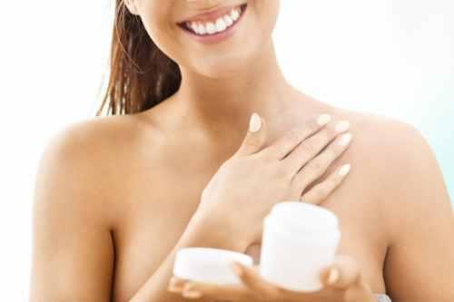 Rassodare la pelle in maniera naturale