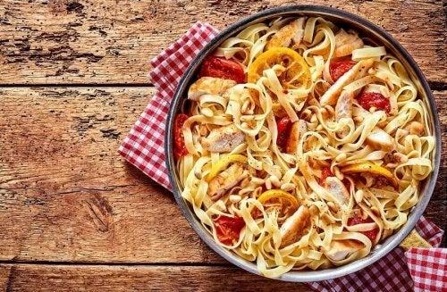 Ricette di pasta della tradizione italiana