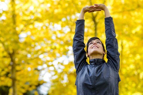 Rilassamento esercizi per allungare i muscoli